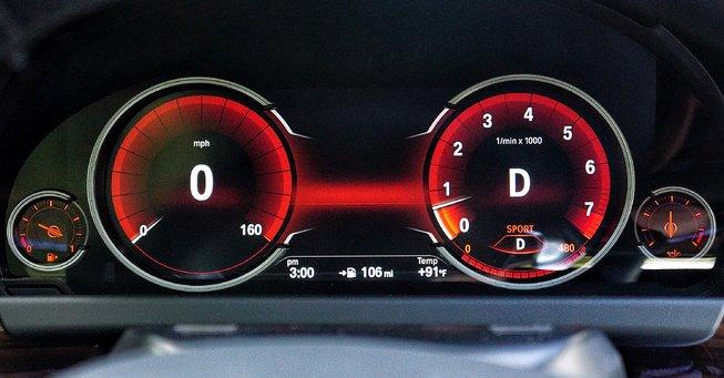 BMW 650i 2016