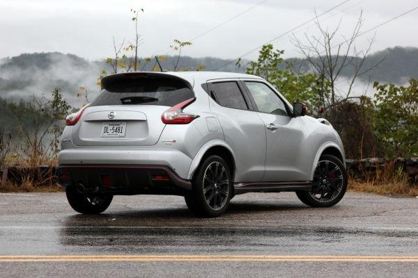 Новый Nissan Juke 2015