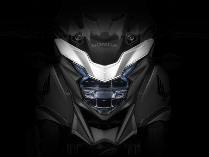 Новая модель Honda VFR1200X Crosstourer