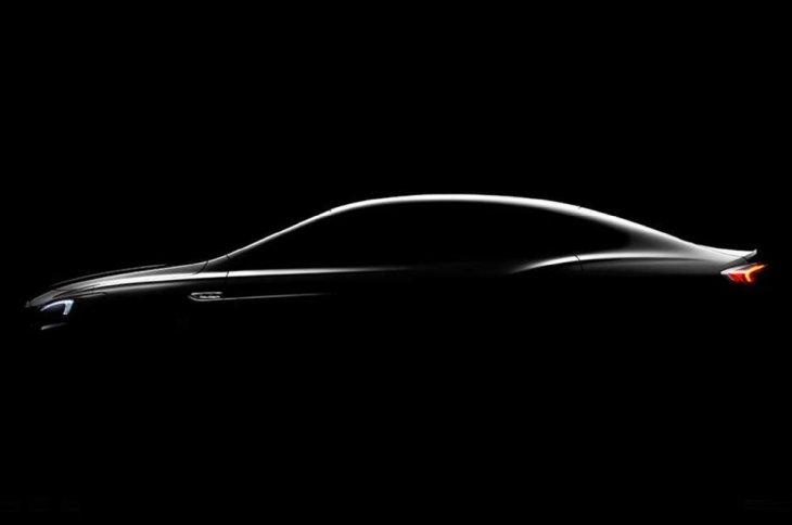 Buick LaCrosse 2017 показал изящный силуэт