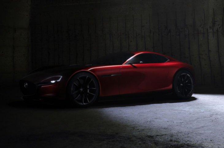Новинка от Mazda на автомобильном Токийском шоу
