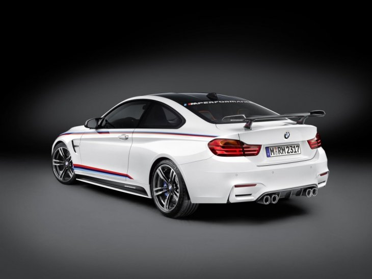 SEMA 2015 – BMW M Performance