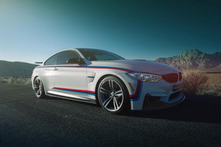 SEMA 2015 – BMW M Performance