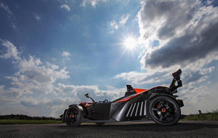 Фотогалерея: Wimmer KTM X-Bow