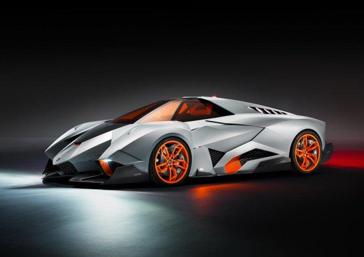 """Lamborghini построит """"эгоиста"""""""