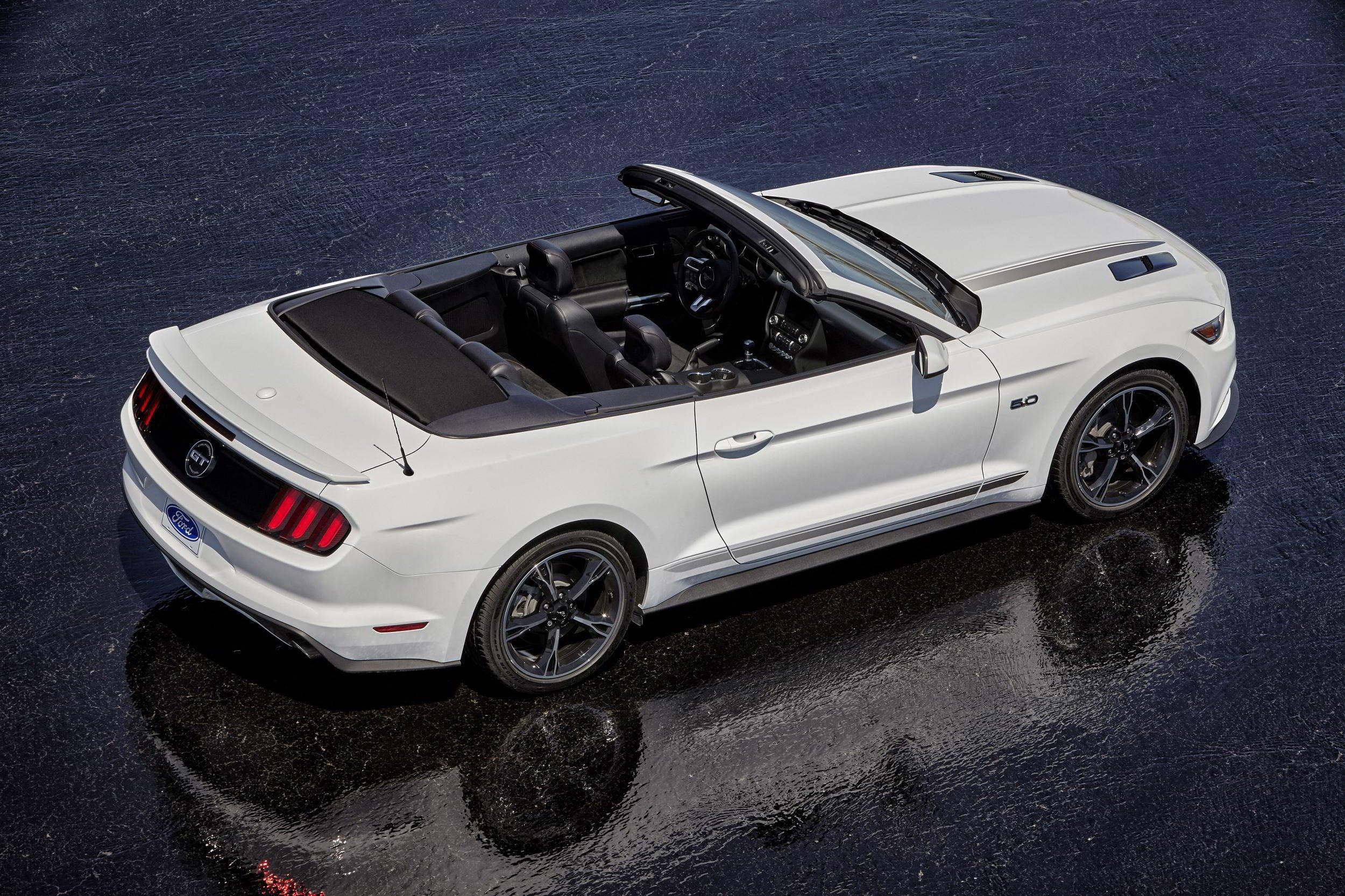 2016 Ford Mustang GT Convertible California ...