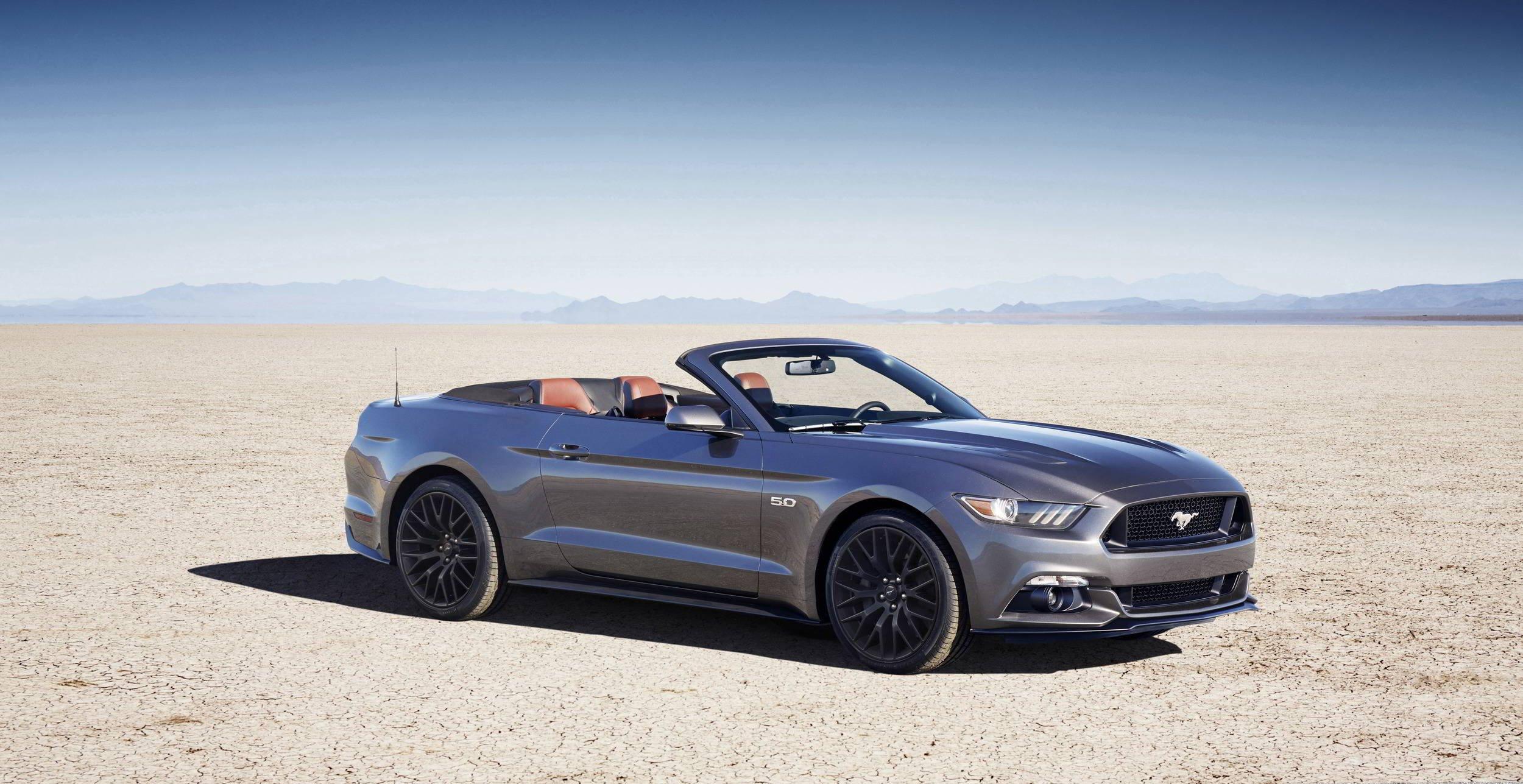 Продажа Ford Mustang (Форд Мустанг) в России