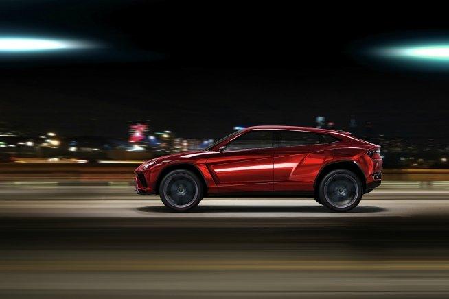 Lamborghini Urus будет самым быстрым внедорожником в мире?