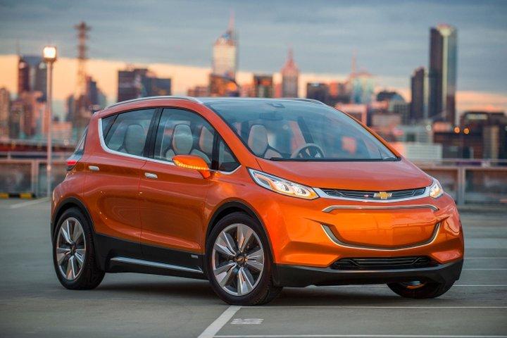 Топ-16 наиболее ожидаемых автомобилей в 2016 году