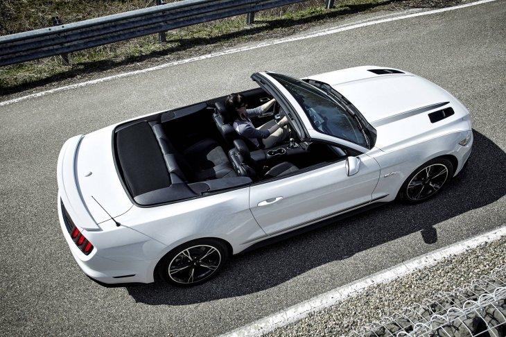 Автомобили Ford Mustang распроданы на 2016 год в Австралии