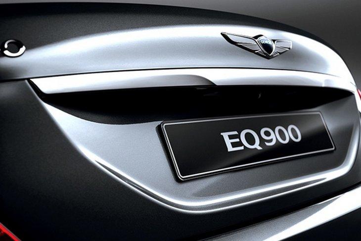 Фотогалерея: Genesis G90 от Hyundai