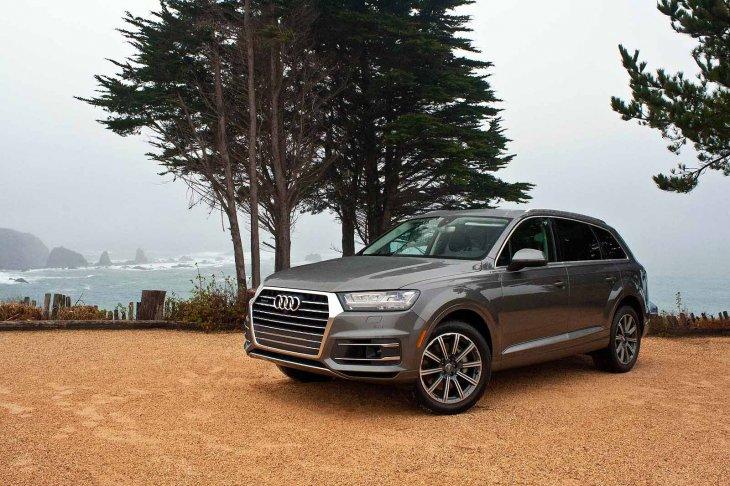 """Новый """"Великан"""" Audi Q7"""