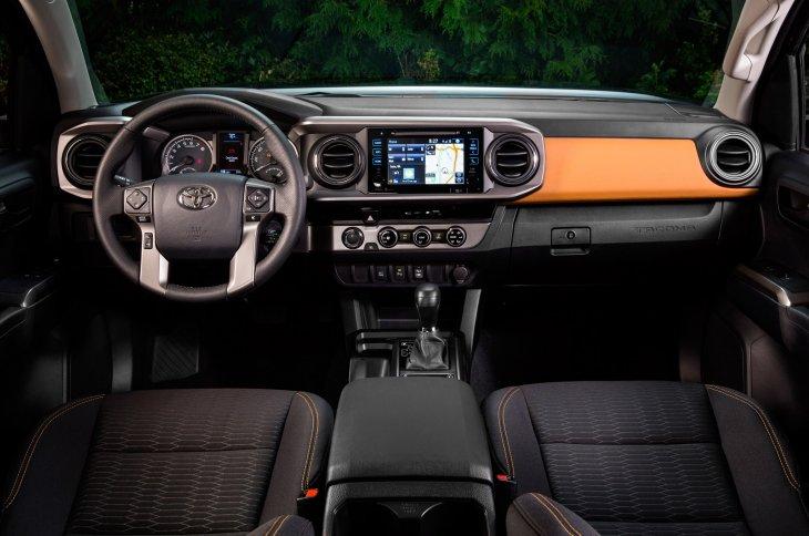 Toyota Tacoma V-6