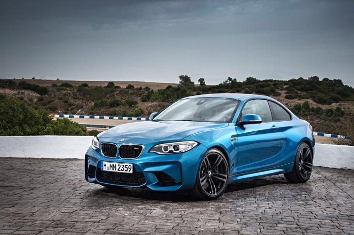 BMW M2 и X4 M40i дебютируют в январе 2016 года. Фото