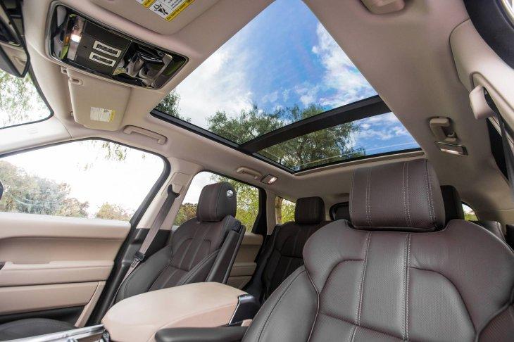 Range Rover Sport V8. Обновление 3