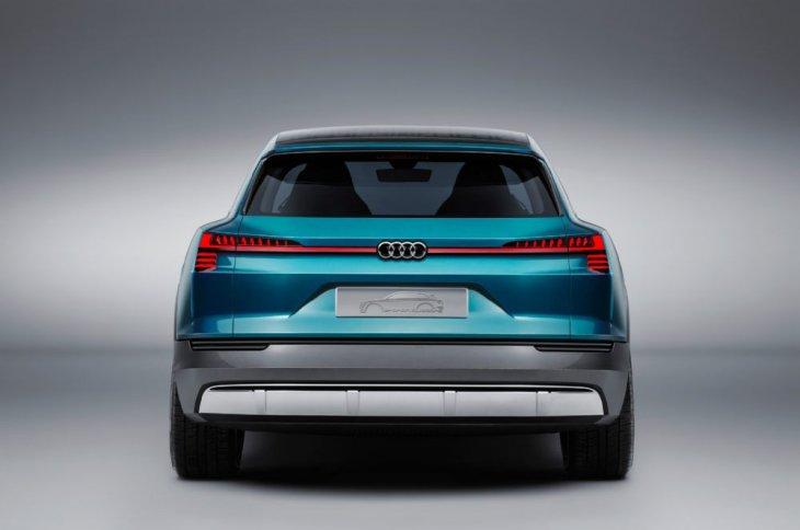 Водородный Audi Q6 дебютирует в 2016 на автошоу в Детройте