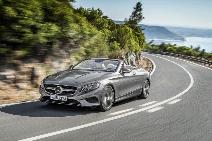 Mercedes S-Cabrio. Ценообразование