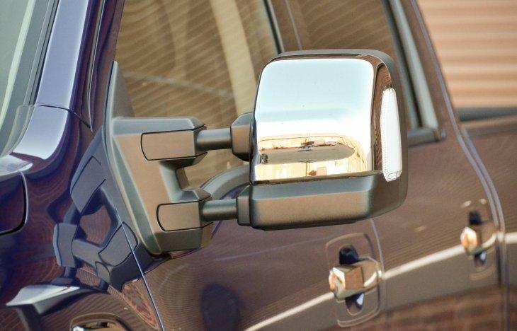 Nissan Titan XD. Фотогалерея эксклюзивных фотографий