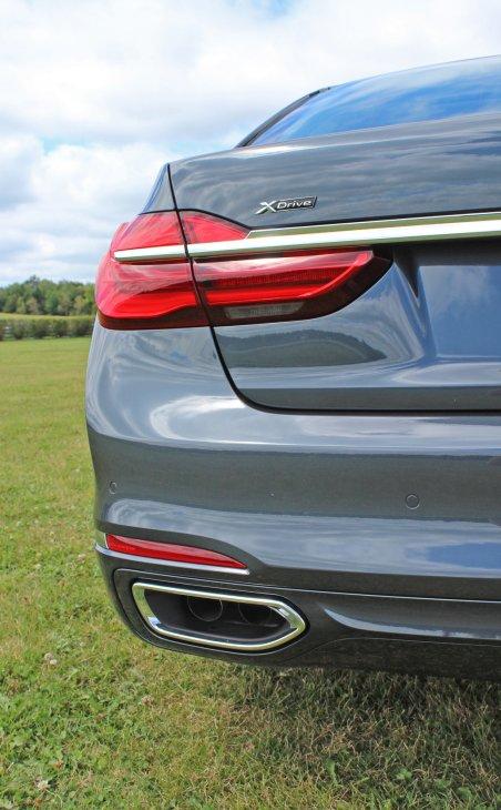 BMW 7 серии получит турбо-четыре из Китая?