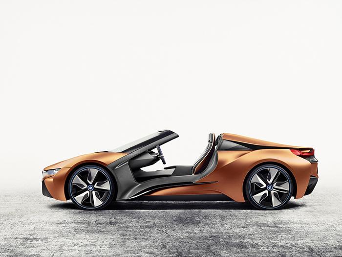 Компания BMW презентовала семь новых экологичных автомобилей