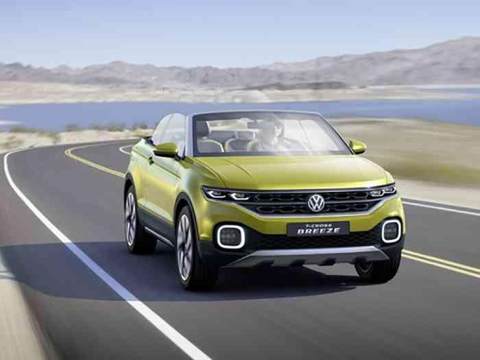 Volkswagen тестирует псевдокроссовер Polo