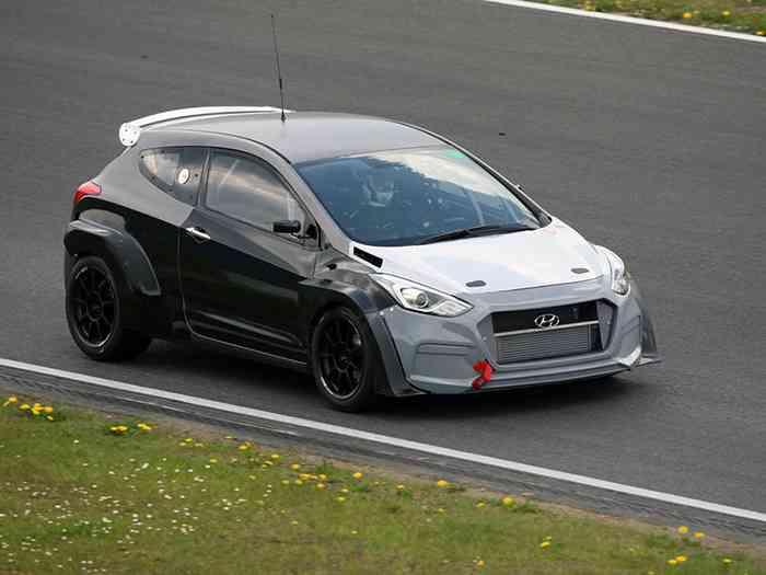 Hyundai в следующем году представит конкурента Ford Focus RS
