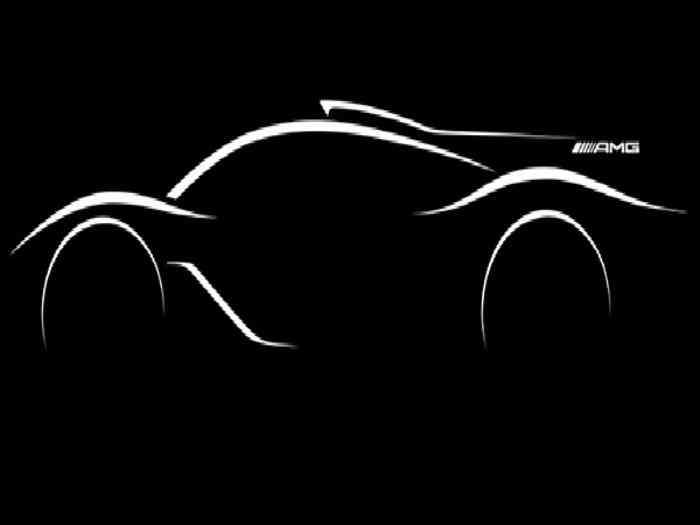 Подразделение Mercedes-Benz выпустит конкурента Bugatti Veyron