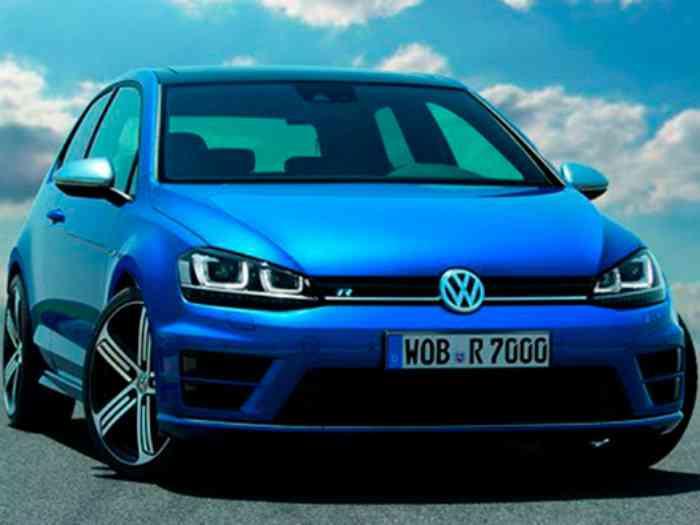 Немецкое тюнинг-ателье прокачало Volkswagen Golf до 740 лошадиных сил