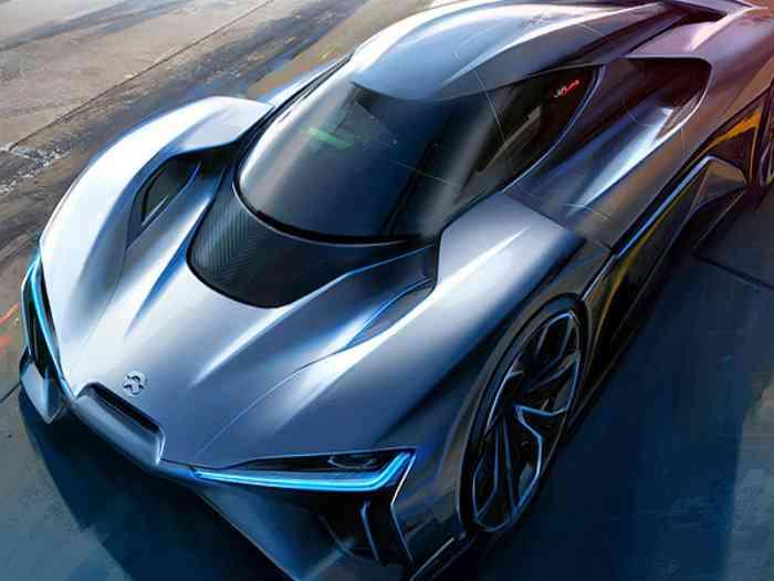 Китайцы сделают доступного конкурента для Tesla Model X