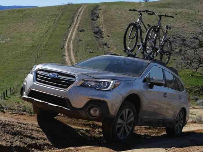 Subaru показал обновленный Outback
