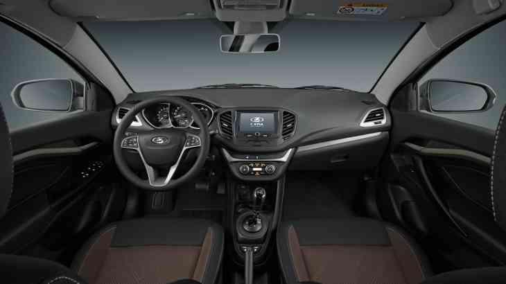 Продажи Lada в первом квартале 2017 года выросли на 8%