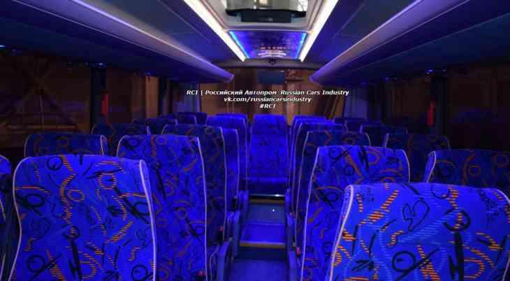 Группа ГАЗ показала новый автобус ЛиАЗ Cruise
