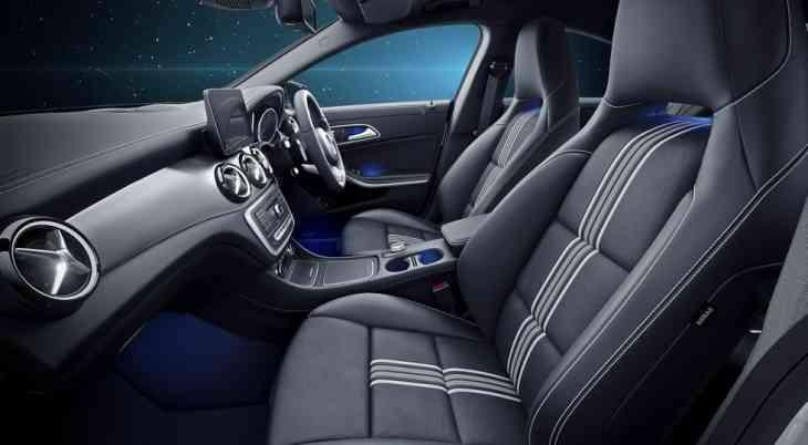 Mercedes-Benz CLA серии Star Wars Edition «заговорил» голосом R2-D2