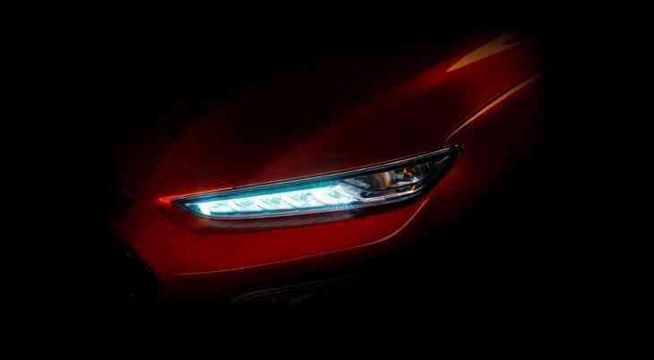 Опубликовано первое видео нового кроссовера Hyundai