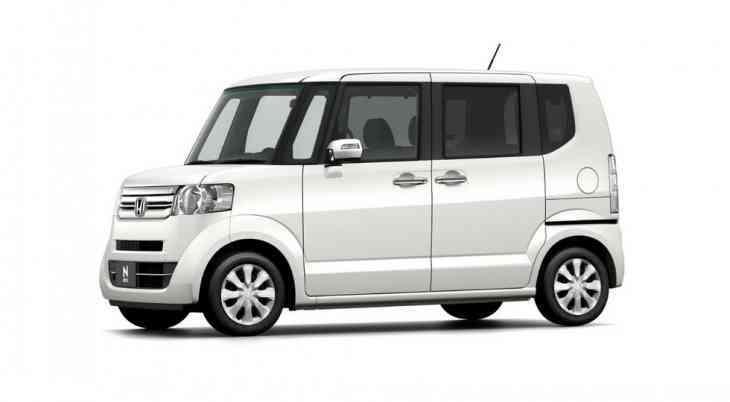 Honda обновит самый популярный кей-кар Японии