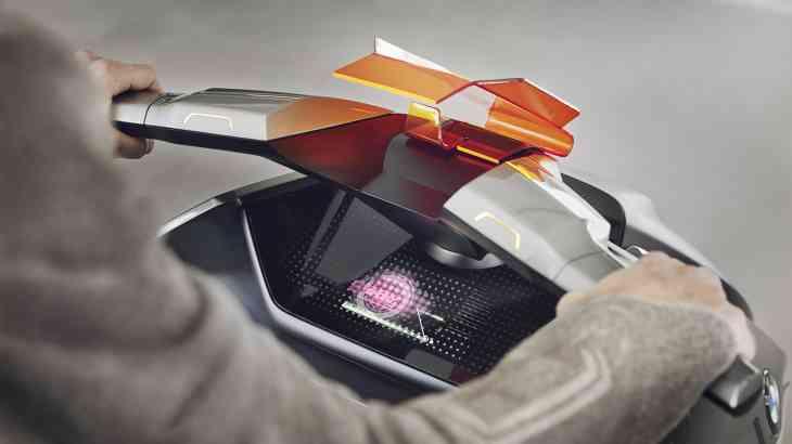 BMW Motorrad представила транспортное средство нового класса