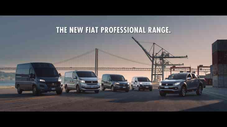 Чак Норрис стал лицом Fiat Professional