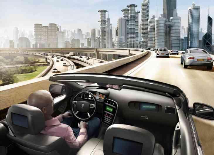Continental продолжит участие в «гонке» автономных технологий вместе с Baidu