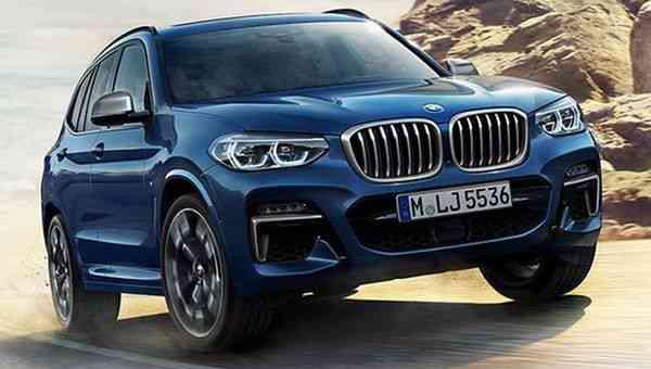 Новое поколение BMW X3 рассекретили за несколько часов до премьеры