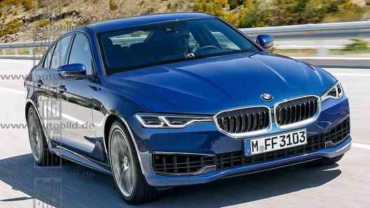BMW представит электрическую «трешку»