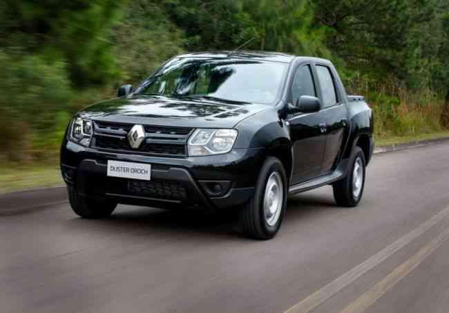 Из Renault Duster сделали доступный пикап