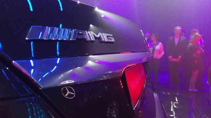 Обновленный Mercedes-Benz S-Class представили в Санкт-Петербурге