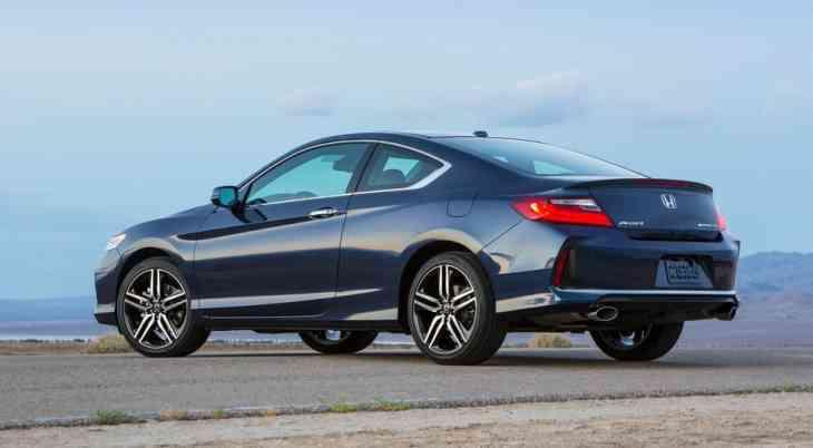 Honda анонсировала Accord следующего поколения и еще две новинки