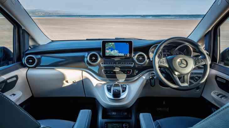 Первые тесты Mercedes-Benz V-Class Marco Polo: быстрый кемпервэн, в котором чувствуешь себя, как дома