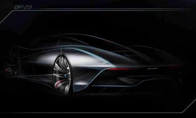 В Австралии могут запретить новый гиперкар McLaren