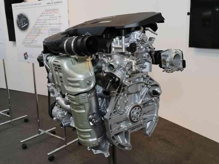 Honda показала новый Accord и рассказала подробности о моторной гамме
