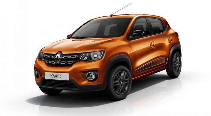 «Бюджетник» Renault Kwid стал безопаснее
