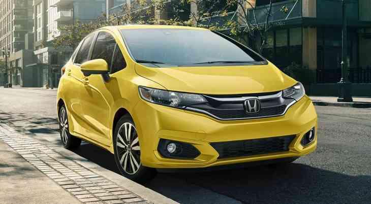 Рестайлинговый Honda Fit осваивает новые рынки