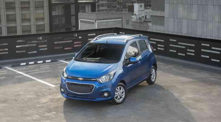 Chevrolet выводит на рынок Spark прежнего поколения с новым дизайном