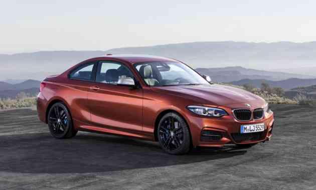 Российский офис BMW обновил прайс-листы